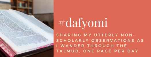 Hashtag Daf Yomi